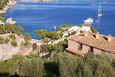Hotel Petit Cala Fornells, Peguera, Majorca.  Love it