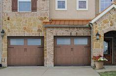 Impression Steel Garage Doors