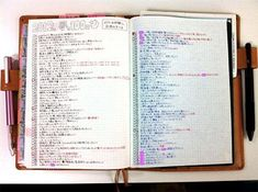 50 Ways to Use a Hobonichi Planner
