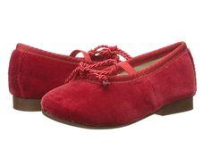 Oscar de la Renta Childrenswear Baby Velvet Sabrinas Shoe (Toddler/Little Kid)