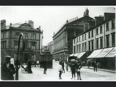 Newport, Old Photos, Street View, Old Pictures, Vintage Photos