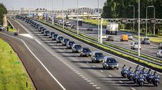 The Netherlands mourning #MH17 victims. #respect