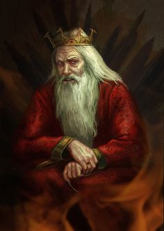 The Mad King by Anastasia Prokofeva