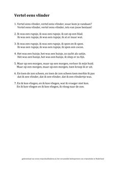 Vertel eens vlinder | Vrijeschoolliederen Dier, Rudolf Steiner, Drama, Songs, School, Insects, Dramas, Drama Theater, Song Books