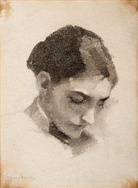 View A girls portrait by Helene Sofia Schjerfbeck on artnet. Browse upcoming and past auction lots by Helene Sofia Schjerfbeck. Female Painters, Portrait Drawing, Figure Painting, Portraiture, Art, Portrait Painting, Schjerfbeck, Portrait Art, Portrait Girl