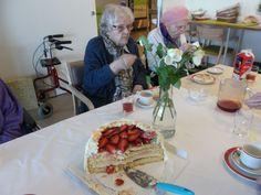 Olipas hyvää kakkua!