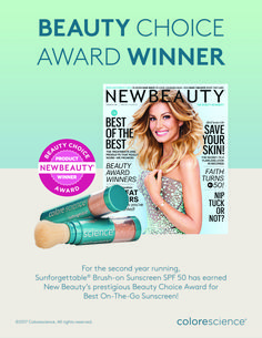 #SpaAtSpringRidge #medspa #wyomsising #Colorscience #skincare #spf #sunscreen #NewBeauty CALL FOR MORE INFO 610-880-8265 (and click this image to check out our website and services) Award Winner, Sunscreen, Skincare, Science, Website, Check, Image, Beauty, Products