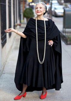 Fashionable grandmas take New York by storm - Telegraph