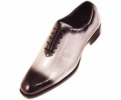 Bolano Mens Exotic Faux Eel Print Oxford Dress Shoe in Silver and Black: Style Brayden Silver-211 12 D (M) US Bolano http://www.amazon.com/dp/B00XPUXFHC/ref=cm_sw_r_pi_dp_hD..wb1KN718S