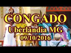 CONGADO UBERLÂNDIA MG 09/10/2016 ( VÍDEO 2 ) | cordeiro de freitas (Antônio José Cordeiro de Freitas)