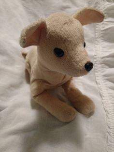 Chihuahua Plush Toy Dog Hug Fun Lovey  #HugFun