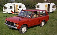 Classic Range Rovers