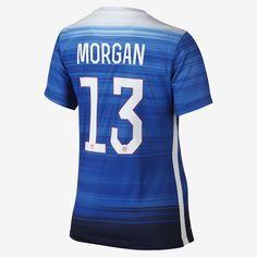 2015 U.S. Stadium Away (Morgan) Women s Soccer Jersey. Nike Store Nike Store 34b6394bf910d