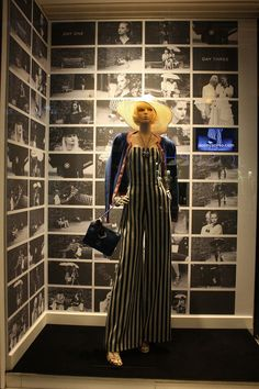 Chanel windows at bond street, London