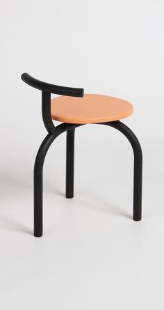 Gnu Chair by Hayo Gebauer