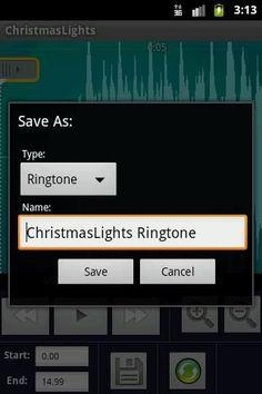 Ringtone Maker ứng dụng tạo nhạc chuông hay cho Android 3