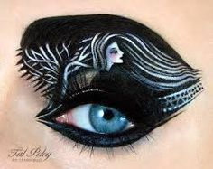 tal plege art makeup - Google Search