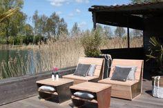 Lounge stoel tantum | ambachtelijk robuust maatwerk
