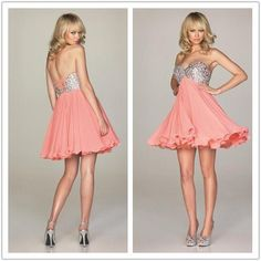 on-sale red homecoming dresses/party dresses/cocktail dresses sweetheart neckline