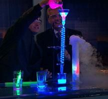 Light Sticks - Liquid Light; great info on the different chemicals that glow.