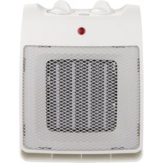 Amazon.com: Pelonis Ceramic Heater with Thermostat Control and Fan Only Setting, White: Kitchen & Dining