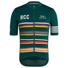 Paul Smith launches an exclusive collection for Rapha Cycling Club members - - Sir Paul Smith's famous stripes find their way onto Rapha's cycling essentials. Paul Smith, Rapha Cycle Club, Rapha Cycling, France Euro, Performance Cycle, Lightin The Box, Bike Shirts, Cycling Outfit, Cycling Wear