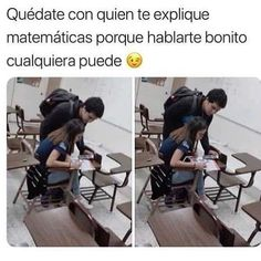 Fuiste el elegido♡. Best Memes, Funny Memes, Hilarious, Jokes, Pinterest Memes, All The Things Meme, Funny Things, Love Messages, Relationship Goals