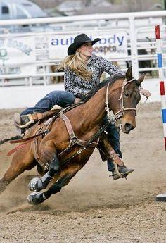 restless-spirit:  Yeah, baby! Ride hard!