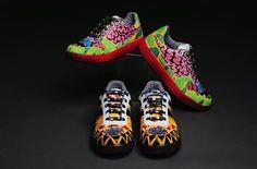 Artist Lordsketch x Kruzin Footwear