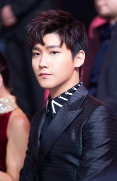 Chinese actor Xing Zhao Lin