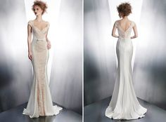 Gemy Maalouf 2015 Bridal Collection. www.theweddingnotebook.com