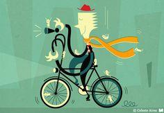Celeste Aires | Ilustradores Argentinos #Illustration