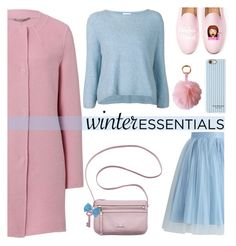 """""""Untitled #2308"""" by deeyanago ❤ liked on Polyvore featuring Del Toro, Basler, Isaac Mizrahi, 3.1 Phillip Lim, Chicwish, FOSSIL and winterstaples"""