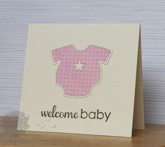 Welcome Baby (girl) by Jenny M2011, via Flickr