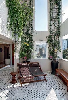 11 terraços e varandas para curtir ao ar livre - Casa Vogue   Paisagismo