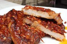 Această slănină iese la gust ca și cea afumată, dar nu am afumat-o! Nici măcar nu am folosit un aparat de afumat carnea! - Bucatarul Saveur, Meatloaf, Carne, Recipies, Cooking Recipes, Beef, Dishes, Humor, Pork