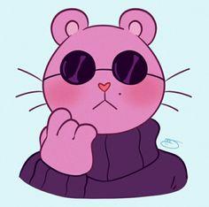 Happy Tree Friends, Minnie Mouse, Disney Characters, Fictional Characters, Fan Art, Mole, Haha, Anime, Random
