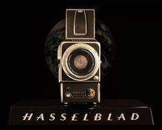 "Hasselblad 500 EL/M ""10 Years on the Moon"" #hasselblad; #hasselblad500; #moon"