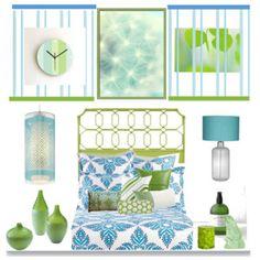Blue Green'