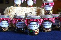 Western/Cowboy Graduation Favors (or great for parties)