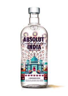 Absolut India Vodka