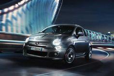 New Exterieur Fiat 500S