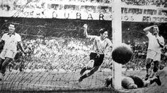 Alcides Ghiggia Silences the Maracana in 1950.