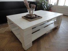 Konfereční stolek z palet