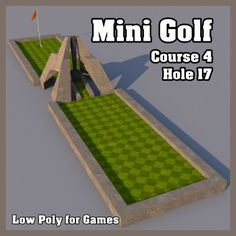 Low Poly Mini Golf Hole Model available on Turbo Squid, the world's leading provider of digital models for visualization, films, television, and games. Putt Putt, Old Doors, Ariel, Diy For Kids, Woodworking Projects, Arizona, Golf Courses, Projects To Try, Entertainment