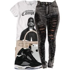 Untitled #1091, created by ayline-somindless4rayray on Polyvore