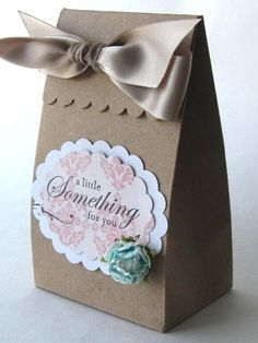 Wedding party favors diy receptions 53 Ideas for 2019 Wedding Favor Boxes, Wedding Party Favors, Birthday Party Favors, Diy Wedding, Wedding Gifts, Elegant Wedding, Diy Party, Ideas Party, Party Gifts