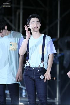 """Exo - D.O """"Fuck haters, I will love you no matter what."""""""