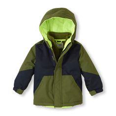 Toddler Boys 3-in-1 Jacket