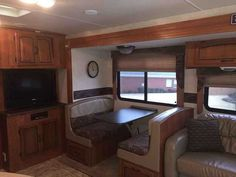 2011 Used Coachmen Mirada 34BH Class A in Georgia GA.Recreational Vehicle, rv, INTERIOR: Brazillian cherry cabinets Granite counter tops, hardwood cabinet/raised panel doors, slider windows with safety glass sofa bed, booth dinette, Euro Chair INTERIOR EQUIPMENT: radio, cable TV jack, LP Leak alarm and smoke detector, Fire extinguisher, carbon monoxide detector, phone jack, TV antenna, 32' LCD TV coach, 19' LCD TV bedroon. BATH and WATER: porcelain toilet with foot flush, gas shower, power…